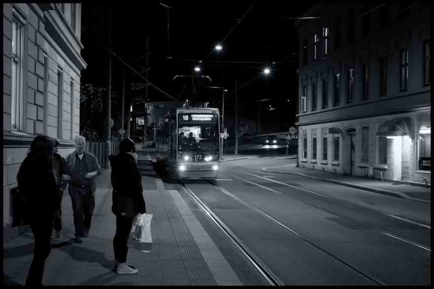 The Tram Home