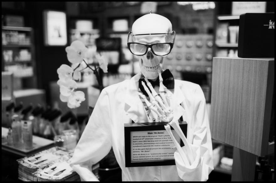 Mr Bones II