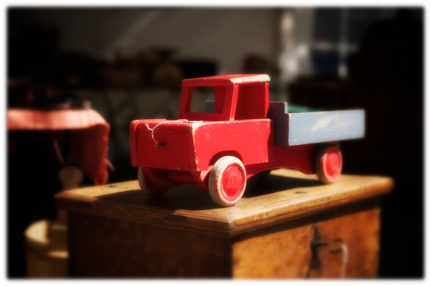 Little Red Truck