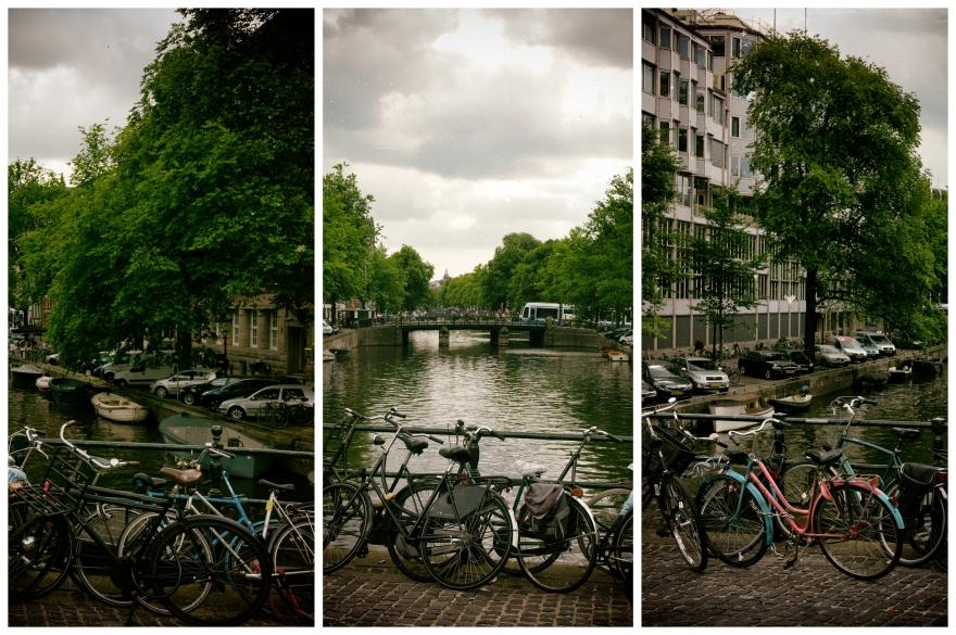 Amsterdam Triptych
