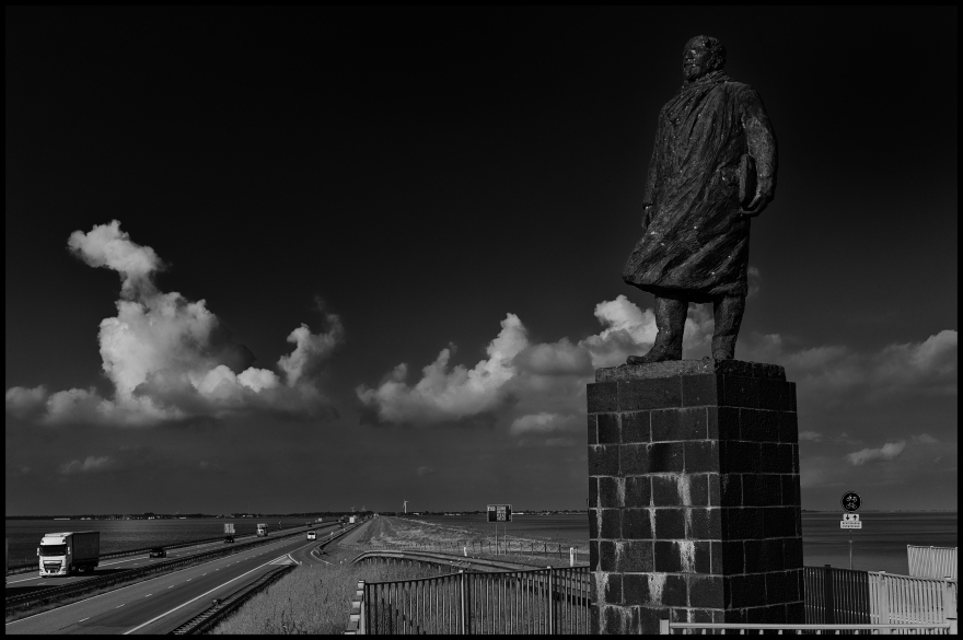 Afsluitdijk:Cornelis Lely